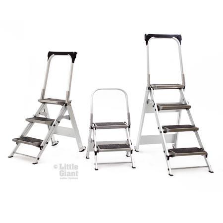 Little Jumbo Safety Step ladder