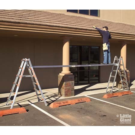 Little Giant Ladder Telescoping Work Plank