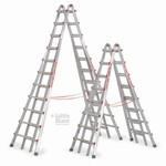 Little Giant Mxz Skyscraper Telescoping A Frame Ladder